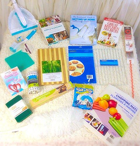 Say I Do! To This Bride Bundle Matrimonial Homemaker Wedding Kit for the Newlywed! Bridal Shower Starter Gift