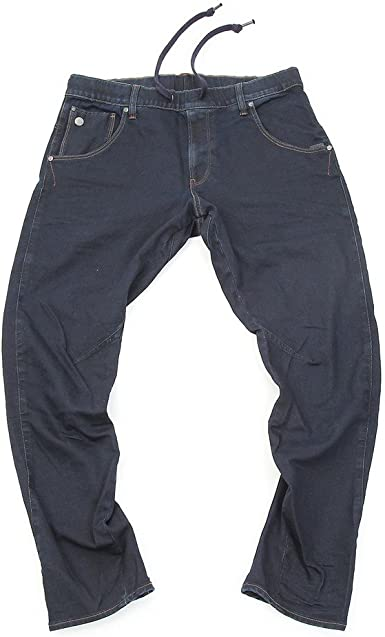 G STAR RAW Arc Sport Tapered Pantalon, Bleu (3D Rinsed), W30