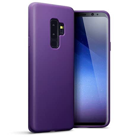 coque violet samsung s9 plus