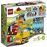 Lego - 10816 - DUPLO My First - I miei primi veicoli