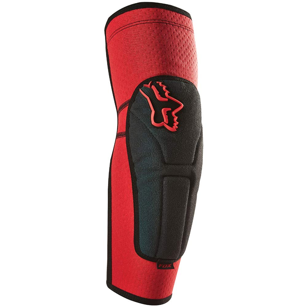 Fox Racing Launch Enduro Adult Elbow Guard Motox Motorcycle Body Armor - Red/Large by Fox Racing