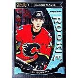 Sam Bennett Hockey Card 2015-16 O-Pee-Chee Platinum Marquee Rookies #10 Sam Bennett