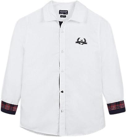 Mayoral 19-07121-053 - Camisa para niño 14 años: Amazon.es: Ropa y accesorios