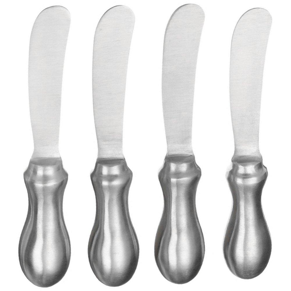 Prodyne Stainless Steel Spreaders, Set of 4 by Prodyne