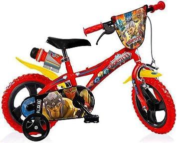 Gormiti Bicicleta Infantil Niño Chico 12 Pulgadas Freno Delantero al ...