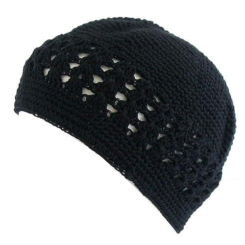 Newin Star Mode Unisex Tejer Kufi Hat - koopy Cap - Gorro Gancho ...