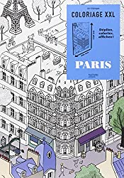 Coloriage XXL Paris