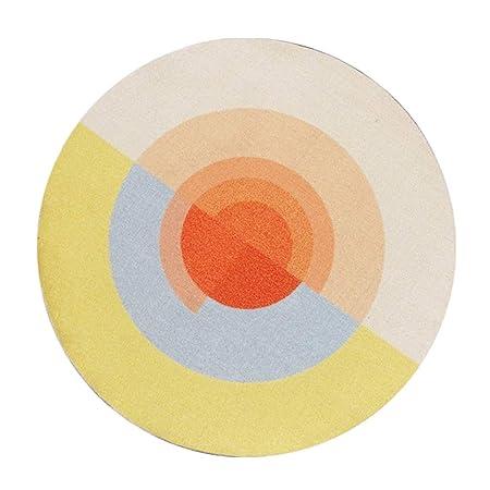 Alfombra de diseño de alfombras Alfombras de Comedor Suave ...
