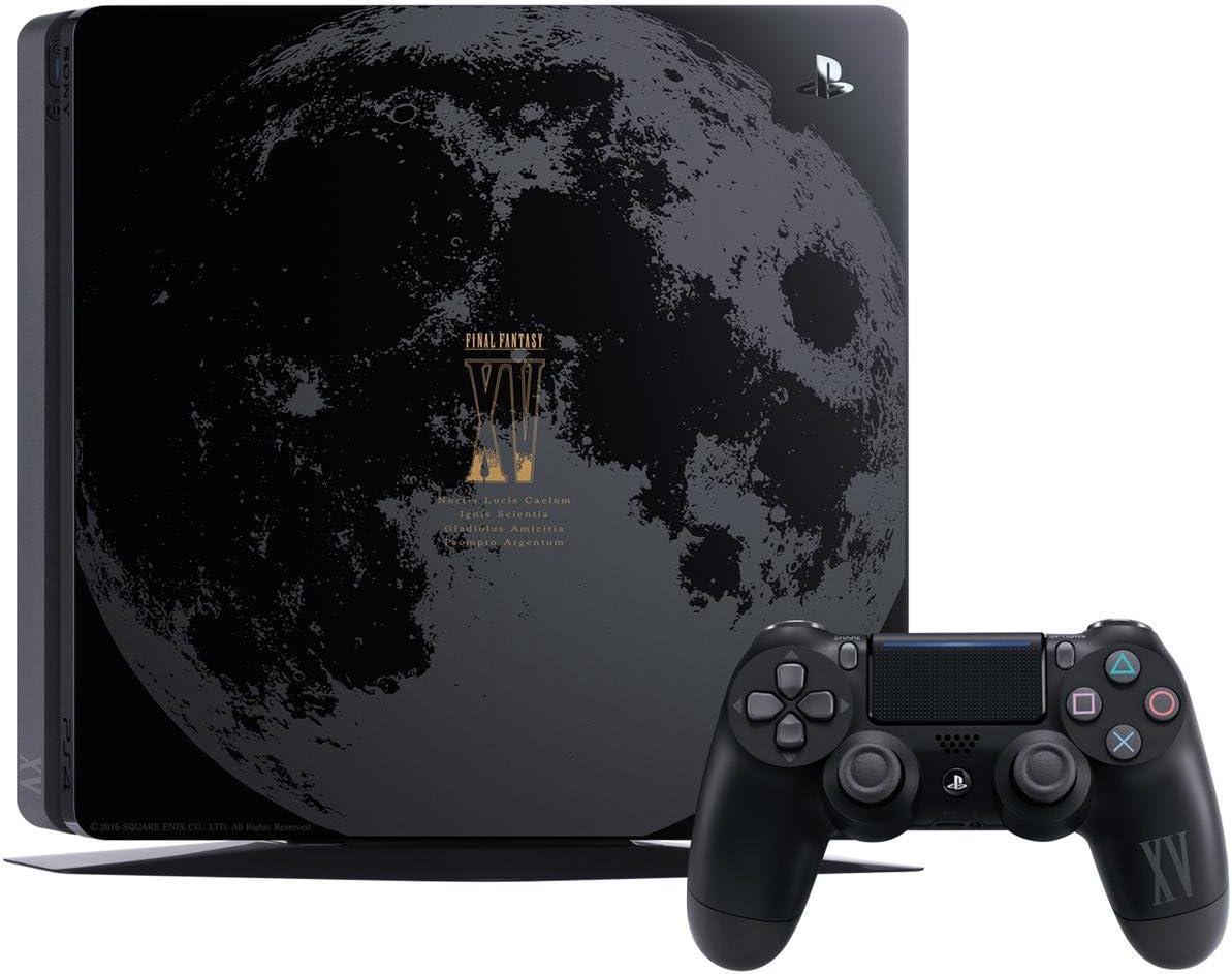 PlayStation 4 Slim (PS4) 1TB - Consola + Final Fantasy XV Edición Limitada PAL ESP: Amazon.es: Videojuegos