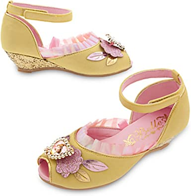 Disney Store Belle Costume Shoes for