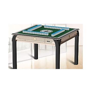 NuoEn Mesa de Mahjong Completamente automática de Doble Uso ...