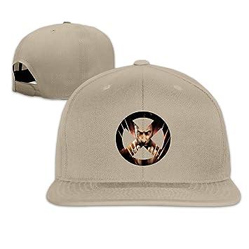 Hittings X Men Logo Unisex Fashion Cool Adjustable Snapback Gorra ...