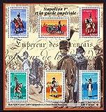 France 2004 Napoleon Postage Stamp Minia