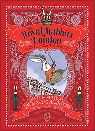 Amazon com: Escape from the Palace (The Royal Rabbits of