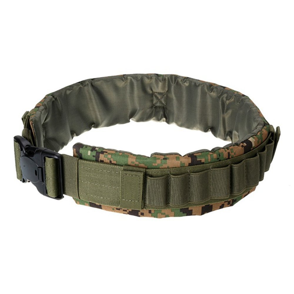 Ejercicio al aire libre táctico pistola cinta cinturón cincha cinturón ocio camuflaje caza campo, CP Made in China