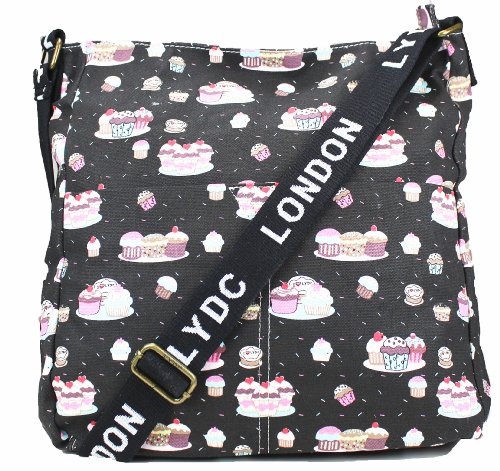 Bags & Purses, Borsa a tracolla donna One Size