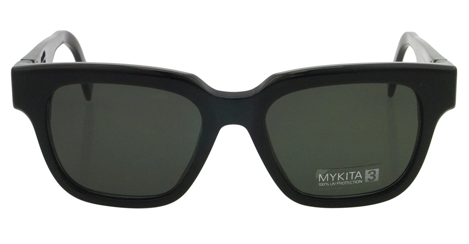 Amazon.com: Mykita Sunglasses MY GUILLERMO BLACK 001 ...