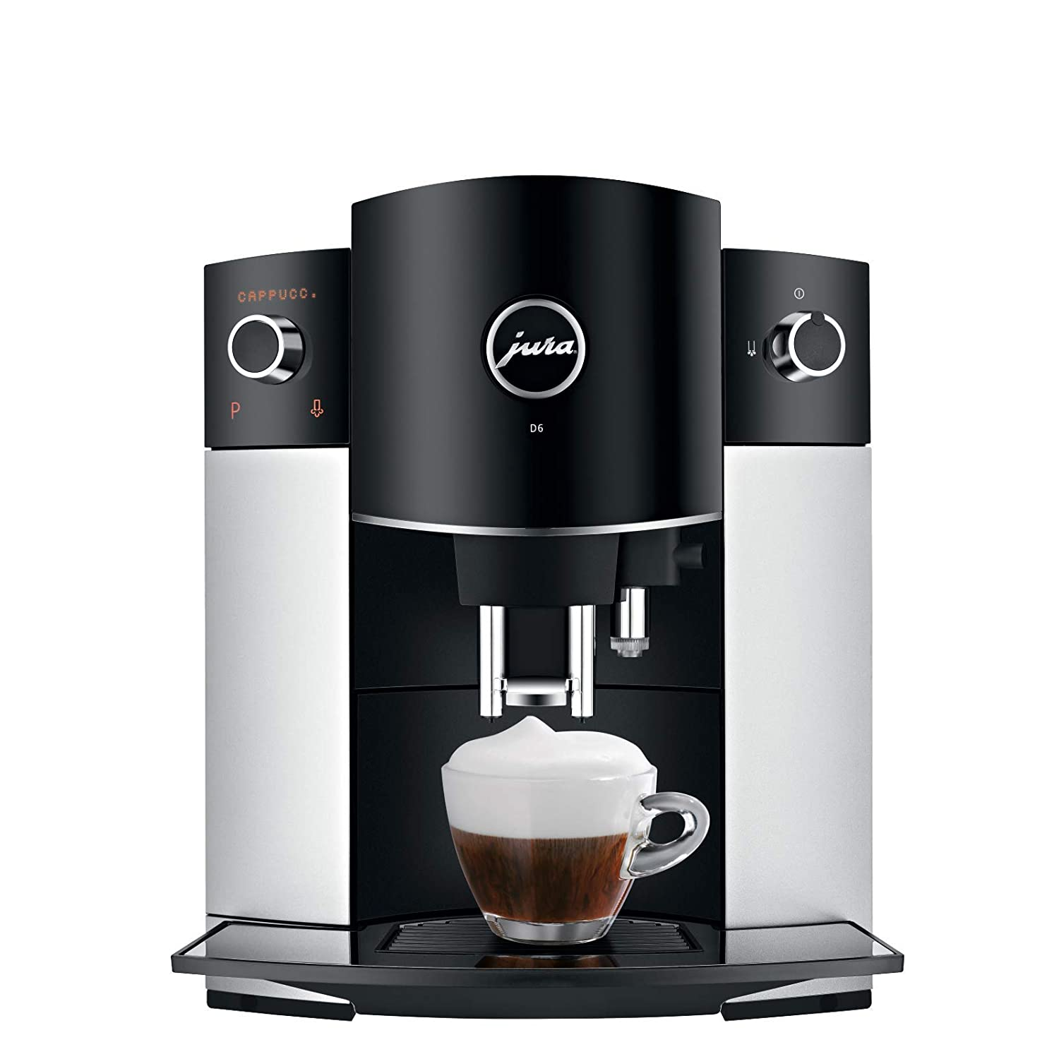 Jura 15216 D6 Automatic Coffee Machine