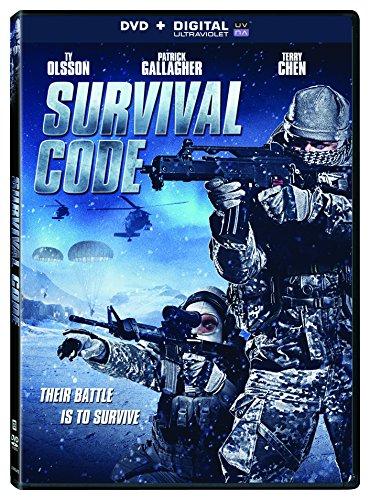 Survival Code [DVD + Digital] Ultraviolet