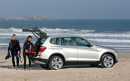 BMW X3 (22x14 inch, 56x35 cm) Silk Poster Seda Cartel PJ14 ...