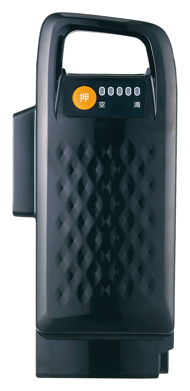 Panasonic(パナソニック) リチウムイオンバッテリー [NKY538B02/25.2V-16.0Ah] 黒   B01E6I40S4