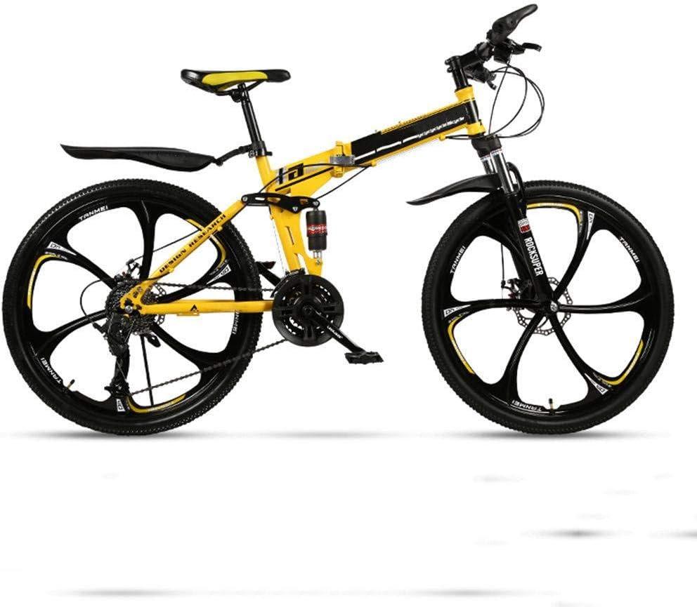 Bove 24 Inch Bicicleta MTB Plegable Bicicleta De Montaña Plegable ...