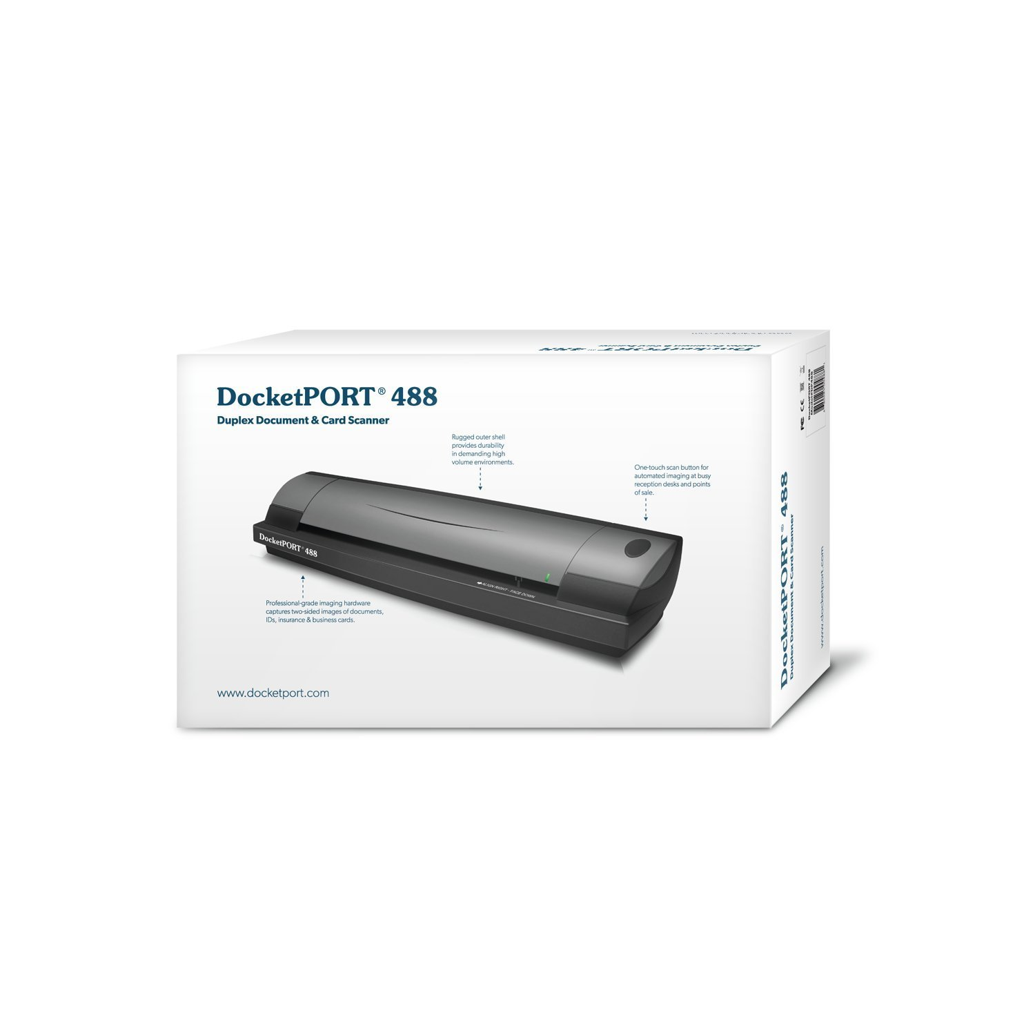 2dm9978 docketport 488 sheetfed scanner electronics
