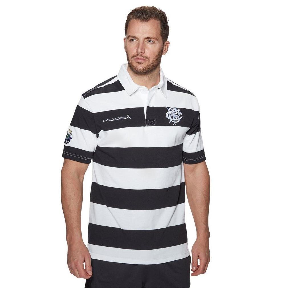 Kooga Barbarians Rugby S S Classic Jersey 17 18