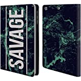Head Case Designs Savage Marble Trend Mix Leather Book Wallet Case Cover For Apple iPad mini 1 / 2 / 3