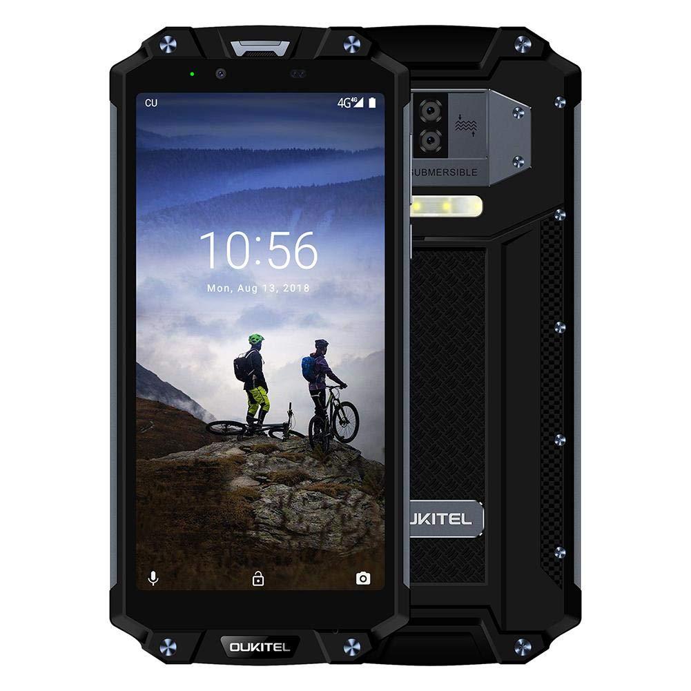 kingromargo Oukitel WP2 Android 8.0 6.0 Pulgadas 4 + 64G Octa Core Smartphone con Huella Dactilar: Amazon.es: Hogar