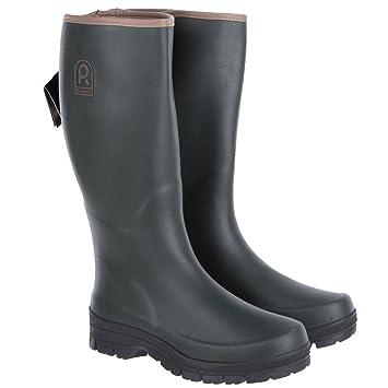 234ce682b5b Rouchette Women's Full Length Wellington Boots, For festival, Farm ...