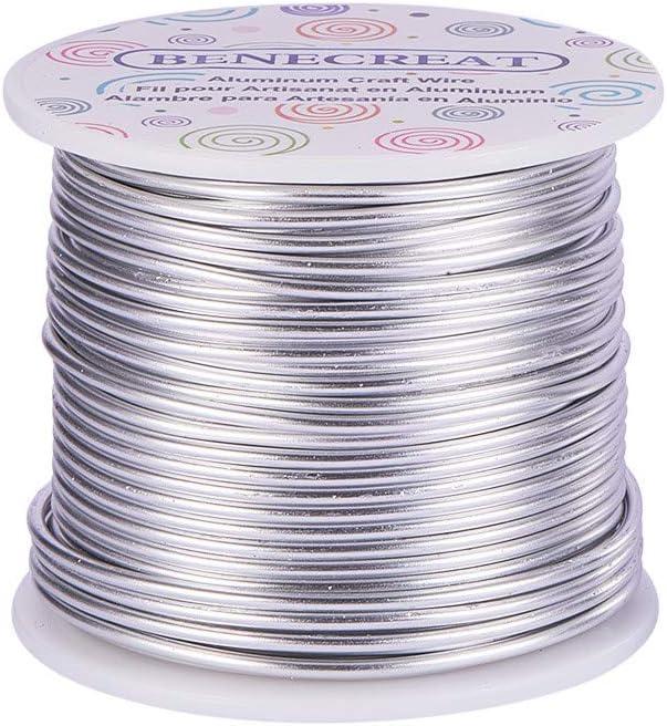 aluminum wires.