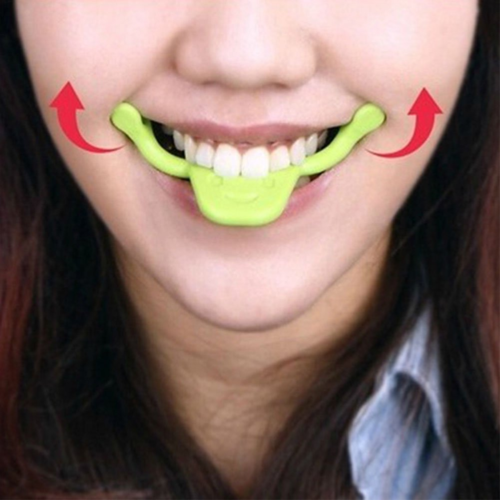 Aoile Personal Smile Beauty Exerciser Mouth-shape Training Brace Smiling Maker Beauty Care
