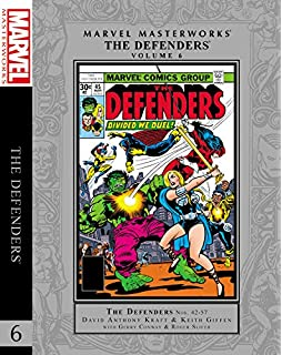 The Defenders Vol 1 No 36 June 1976 A Garden Of Earthly Demise