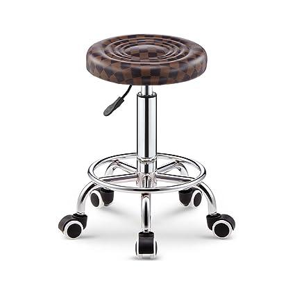Amazon Com Bar Tabouret Bar Chaise Pivotante Telesiege Chaise