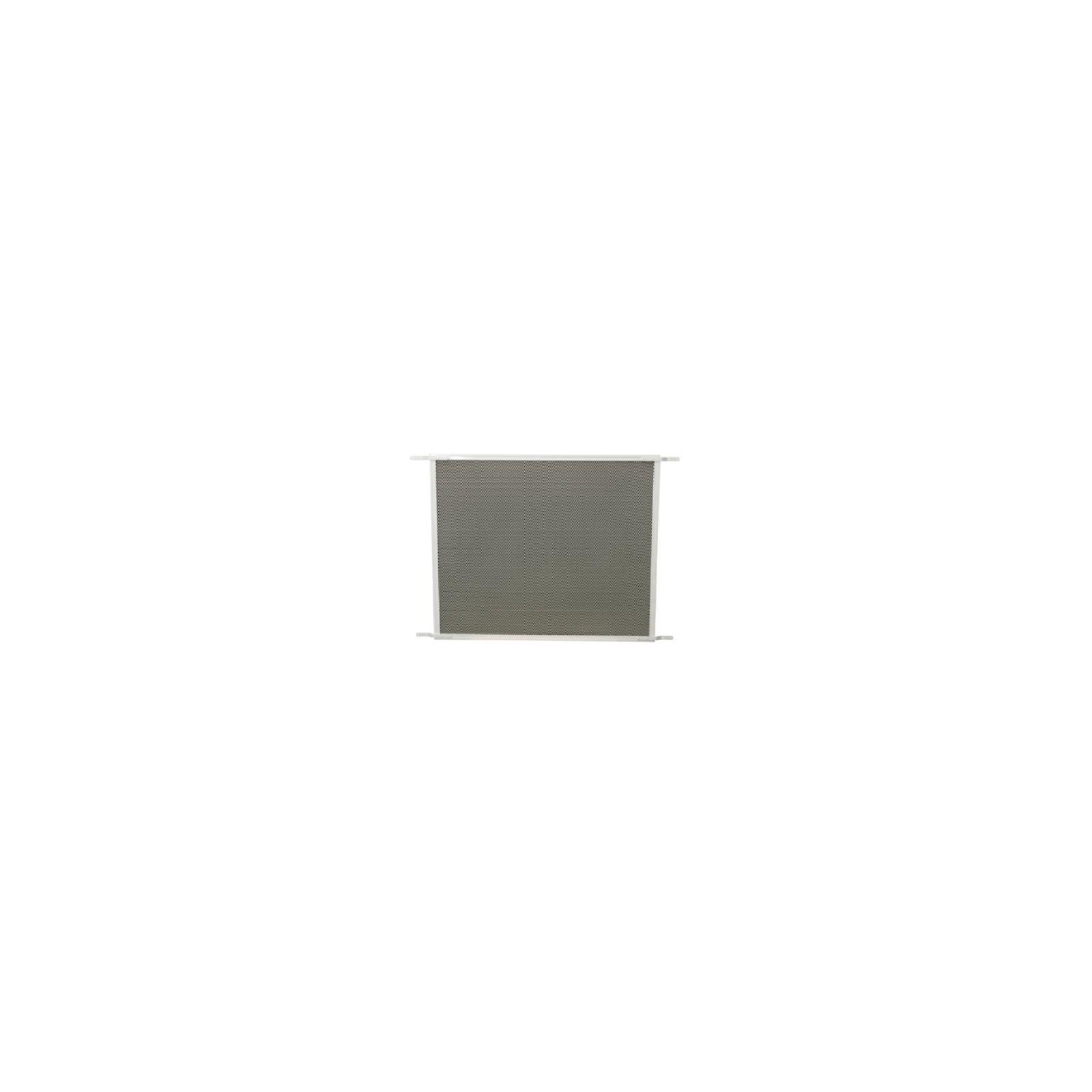 Slide-Co PL 15937 White Finish Sliding Patio Door Grill, 36-Inch