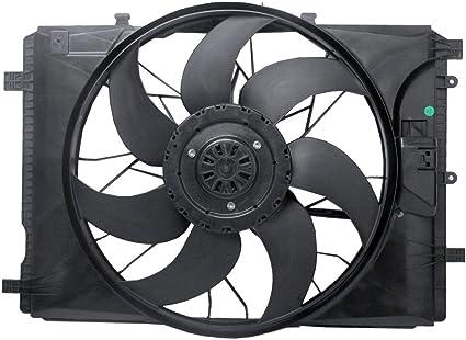 TOPAZ 2465000064 - Ventilador para motor eléctrico (4 pines, 400 W ...