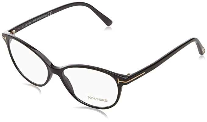 f44a7b6f982c0 Image Unavailable. Image not available for. Color  Tom Ford FT5421  Eyeglasses 53 001 Shiny Black