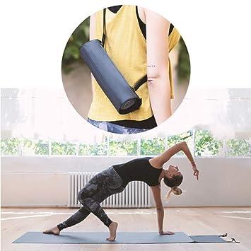 Gaddrt Non Slip Banale Mat - Esterilla de Yoga y Pilates ...