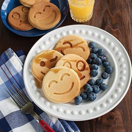 Nordic Ware Smiley Face Pancake Pan by Nordic Ware (Image #2)