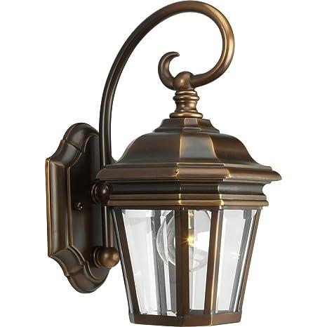 Amazon.com: Progress iluminación p5670 Crawford 1 luz 13