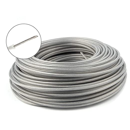 Lykke. String Trimmer Line, 3.0Mm Gray Professional Siega ...