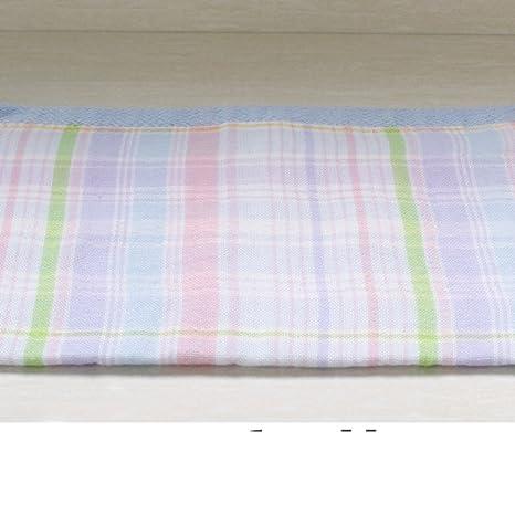 Toallas grandes de algodón de hilos arco iris/Toallas de baño no trenzado negativo adulto
