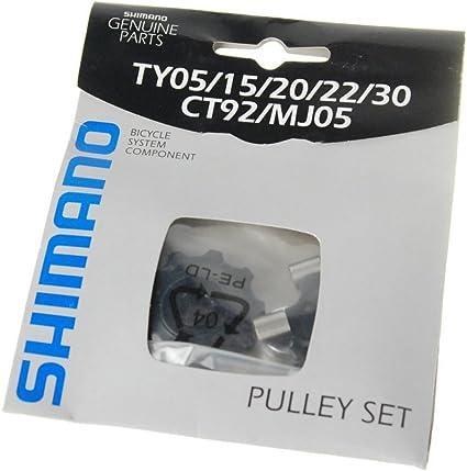 Shimano Derailleur Dura-Ace Ceramic Centeron G-Pulley Upper 10T 7 Speed