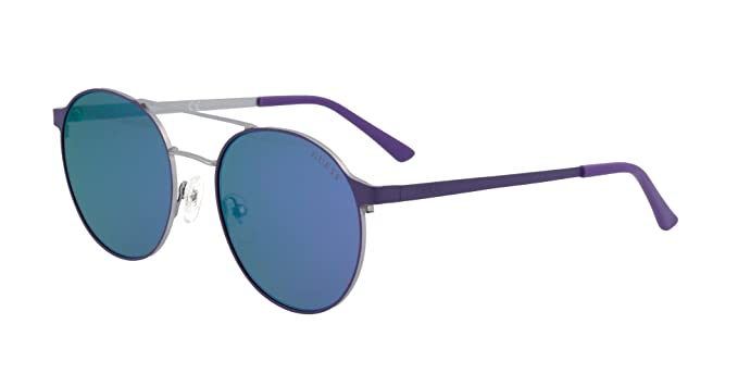 Amazon.com: Guess gu3023 83 W (Violeta, Color Plateado Mate ...