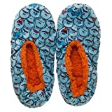 Adult Swim Rick & Morty Meeseeks Cozeez Slippers, Small/Medium