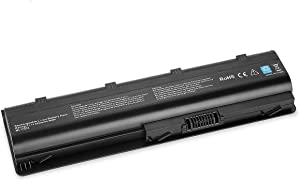 YTPowerPal 58Wh Laptop Battery for HP Replacement Battery 593553-001 MU06 Compatible with HP Spare Battery CQ32 CQ42 CQ43 HP Pavilion DM4 G4 G6 DV3-4000 DV5-2000 DV6-3000 DV7-6000 COMPAQ 435 436