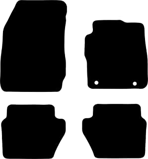 Premier Products Tailor Fit Car Mats Standard Black with Black Trim  sc 1 st  Amazon UK & Sakura Car Mats in Black: Amazon.co.uk: Car u0026 Motorbike markmcfarlin.com