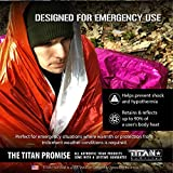 Titan Two-Sided Emergency Mylar Survival