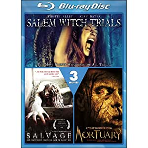 salem witch trials salvage mortuary blu ray lauren currie lewis chris ferry. Black Bedroom Furniture Sets. Home Design Ideas